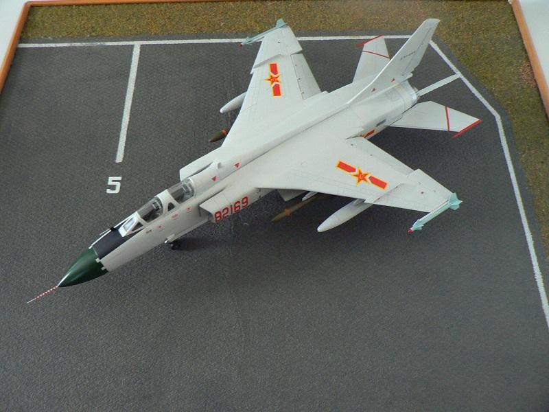 [trumpeter] Xian FBC-1 Flying leopard 1/72° 4017