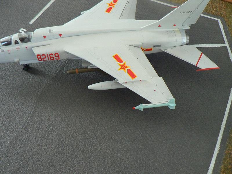 [trumpeter] Xian FBC-1 Flying leopard 1/72° 4217