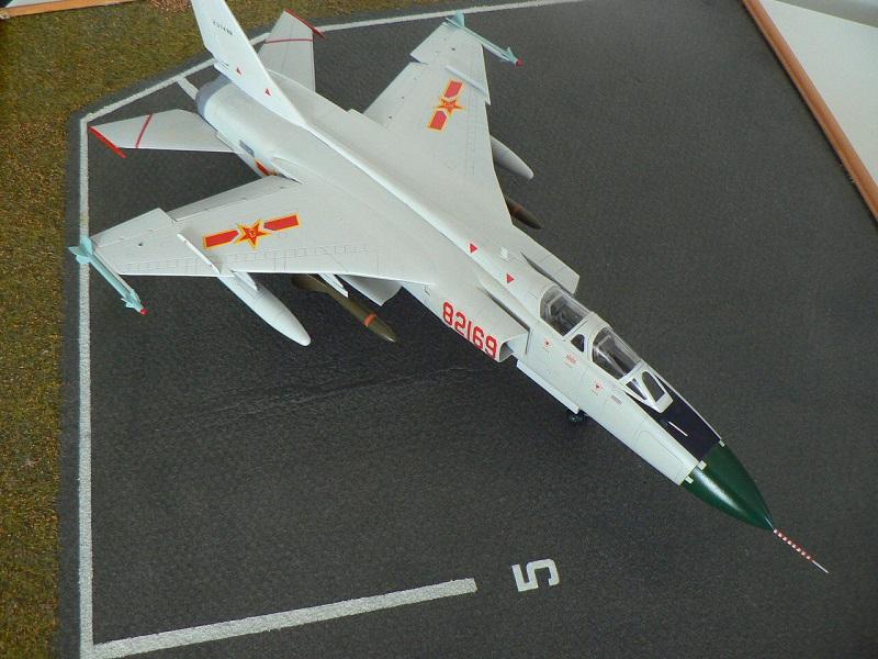 [trumpeter] Xian FBC-1 Flying leopard 1/72° 4516