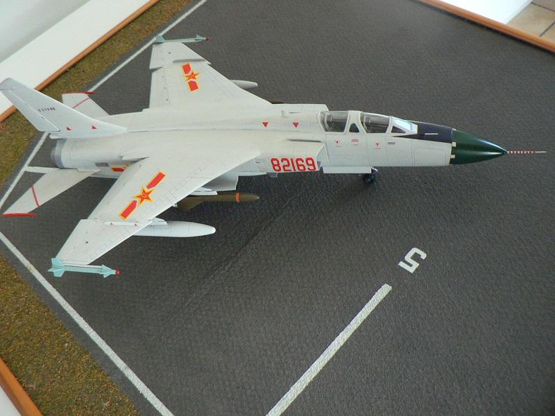 [trumpeter] Xian FBC-1 Flying leopard 1/72° 4716