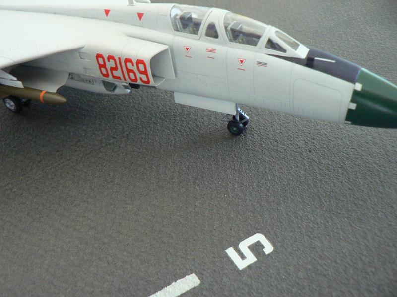 [trumpeter] Xian FBC-1 Flying leopard 1/72° 4815