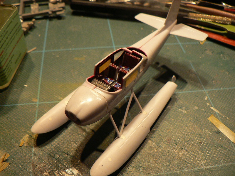 ( ARII ) Cessna 172 sea plane 1/72° - Page 2 5314