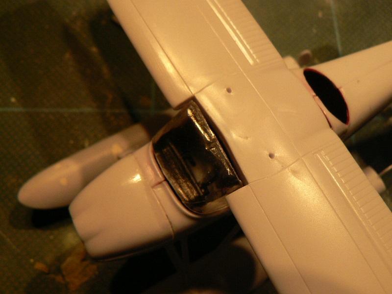 ( ARII ) Cessna 172 sea plane 1/72° - Page 2 5919