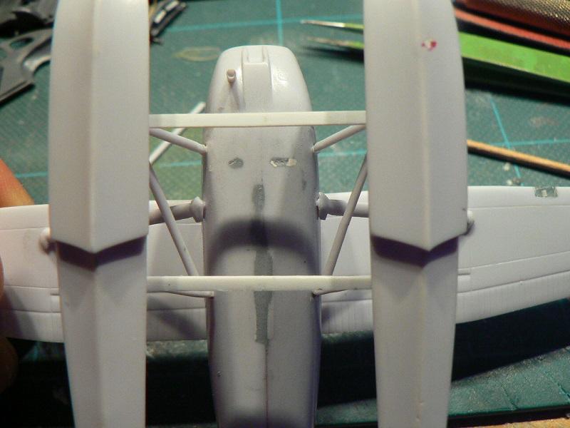 ( ARII ) Cessna 172 sea plane 1/72° - Page 2 6615