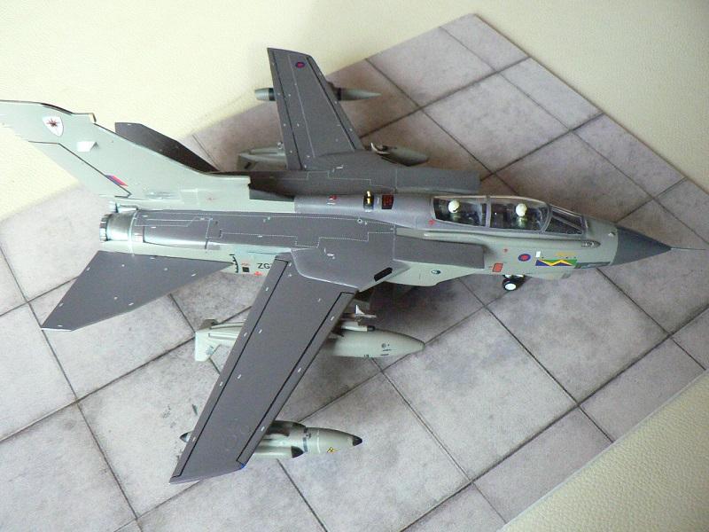 [Heller] Tornado GR-4/4A 1/72° 7313