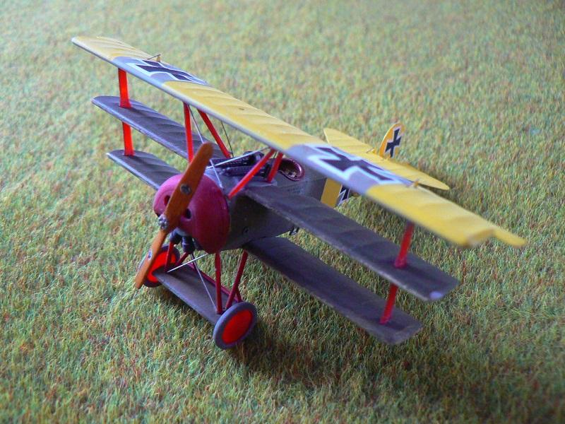 [Revell] Fokker DR-1...1/72° 9813