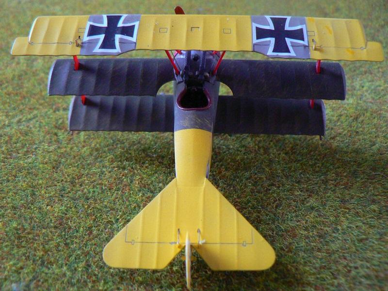 [Revell] Fokker DR-1...1/72° 9913