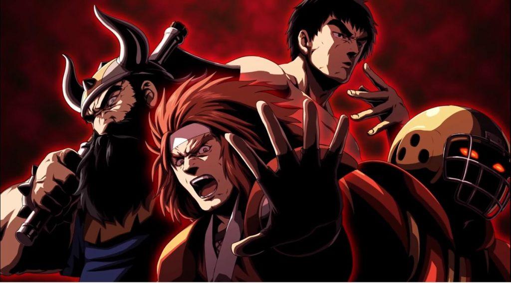 La série World Heroes : OSEF ? Worldh10