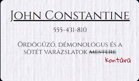 Unnatural Selection - Ivy & Constantine - Page 2 Consta11