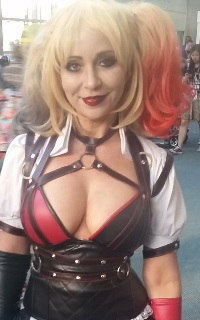Tara Strong Harley10