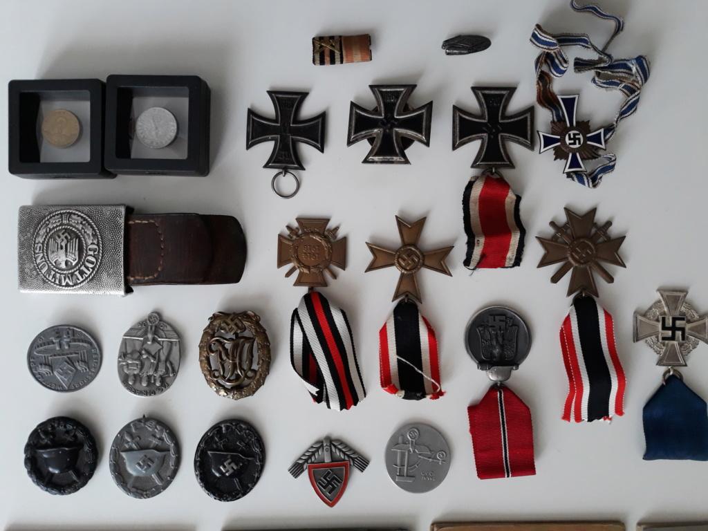 Estimation collection médailles et décorations  20180712