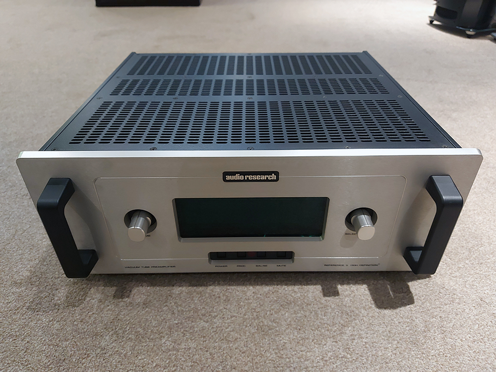 Audio Research Reference 3 Valve Preamp - Sold 20200710