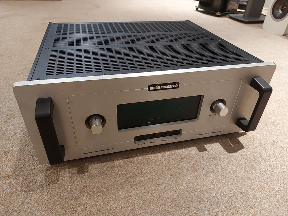 Audio Research Reference 3 Valve Preamp - Sold 20200711