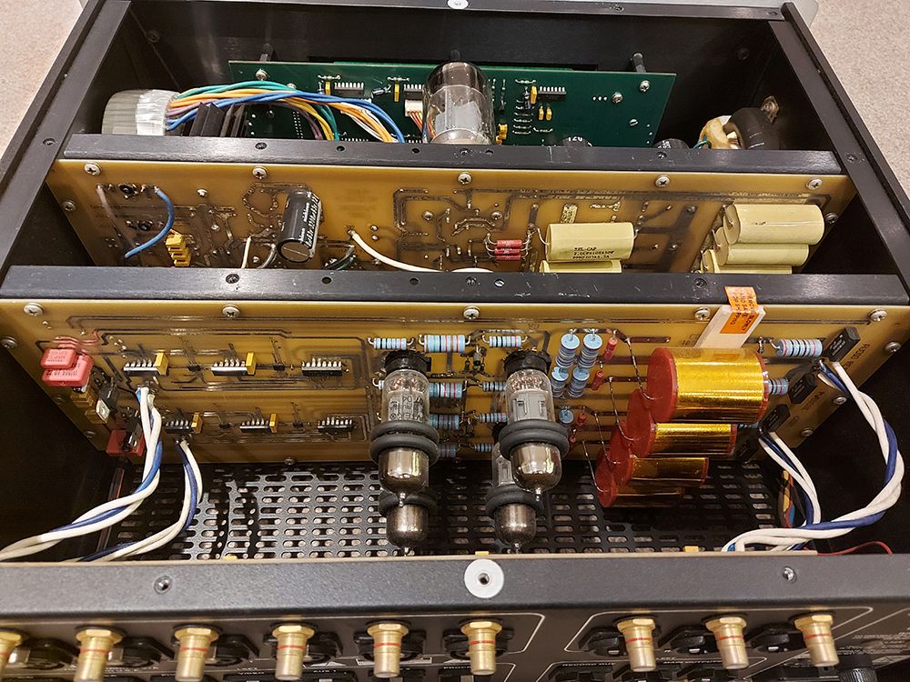 Audio Research Reference 3 Valve Preamp - Sold 20200714