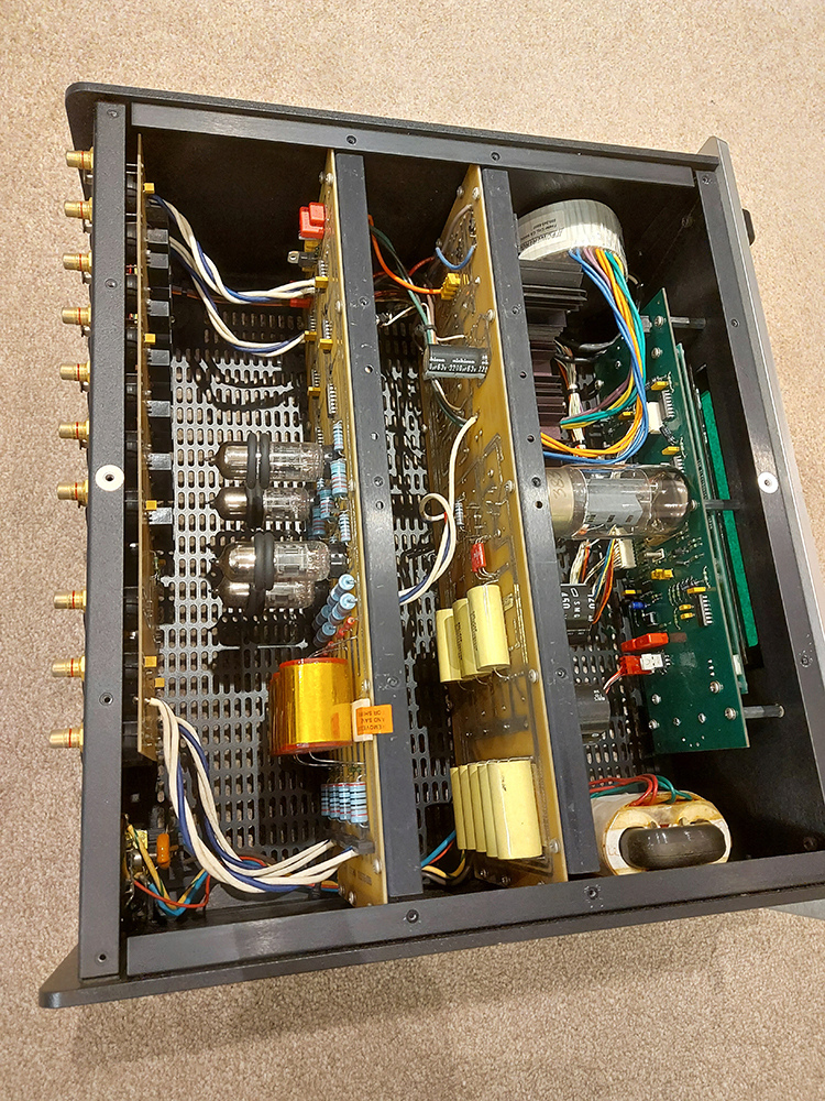 Audio Research Reference 3 Valve Preamp - Sold 20200715
