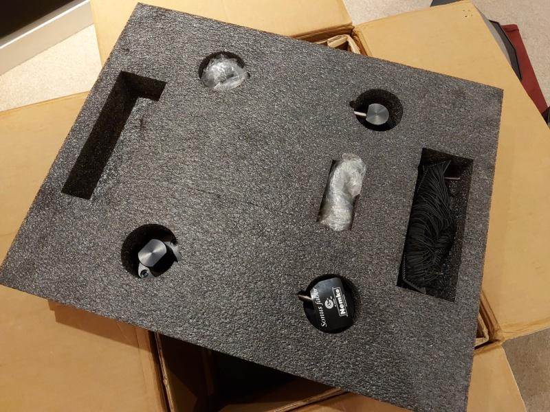 Sonus Faber Elipsa Auditor Graphite NOS Opened Box Elipsa14