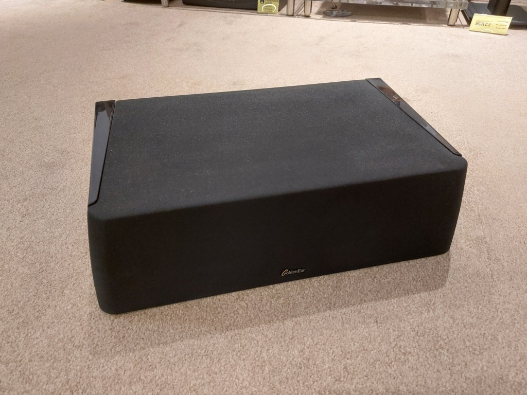 GoldenEar SuperCenter X Center Speaker (SOLD) Gs_sup10