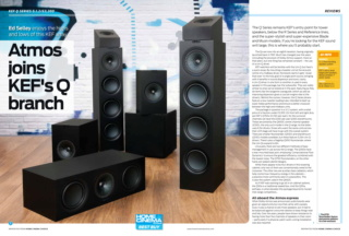 KEF Q series won EISA Award Hcc_2820