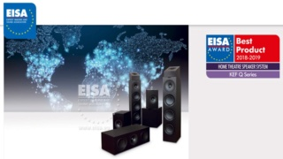 KEF Q series won EISA Award Kef_q_16
