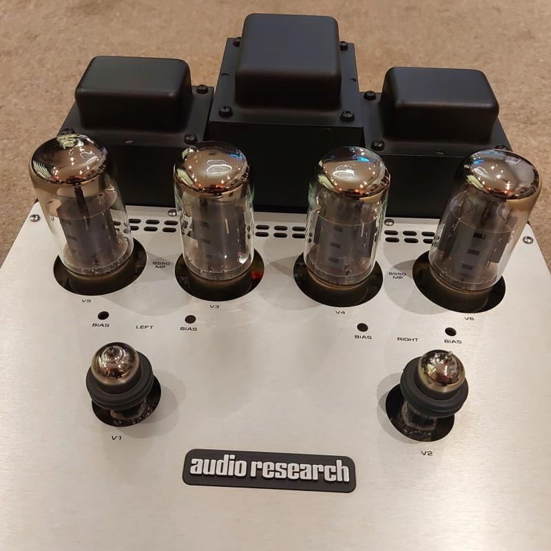 Audio Research VSi60 Integrated Amplifier (Used) Vsi60_10