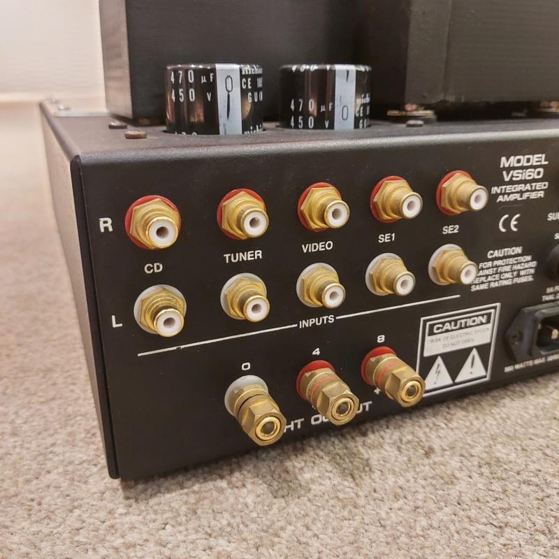 Audio Research VSi60 Integrated Amplifier (Used) Vsi60_13