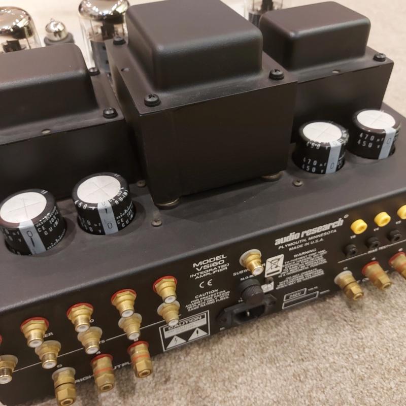 Audio Research VSi60 Integrated Amplifier (Used) Vsi60_14