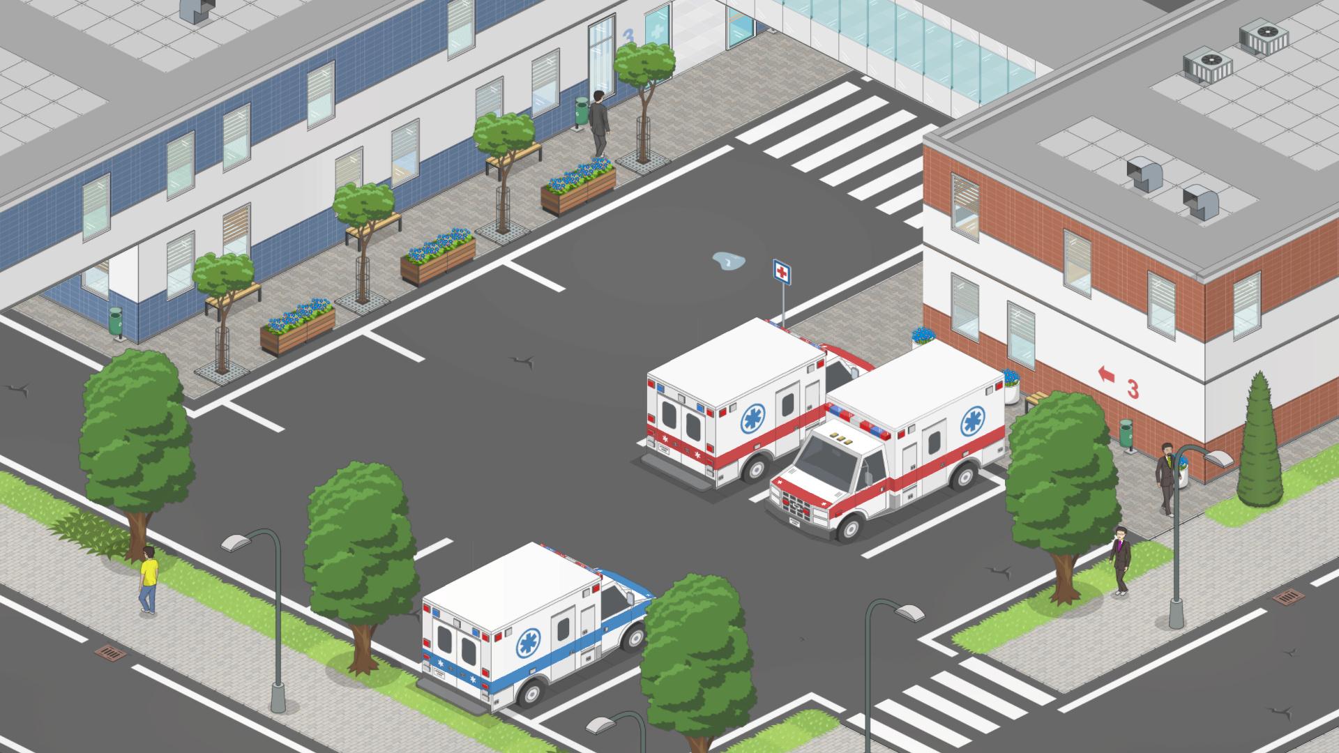 2018_06_27 - Screenshots: ambulance Ambula10