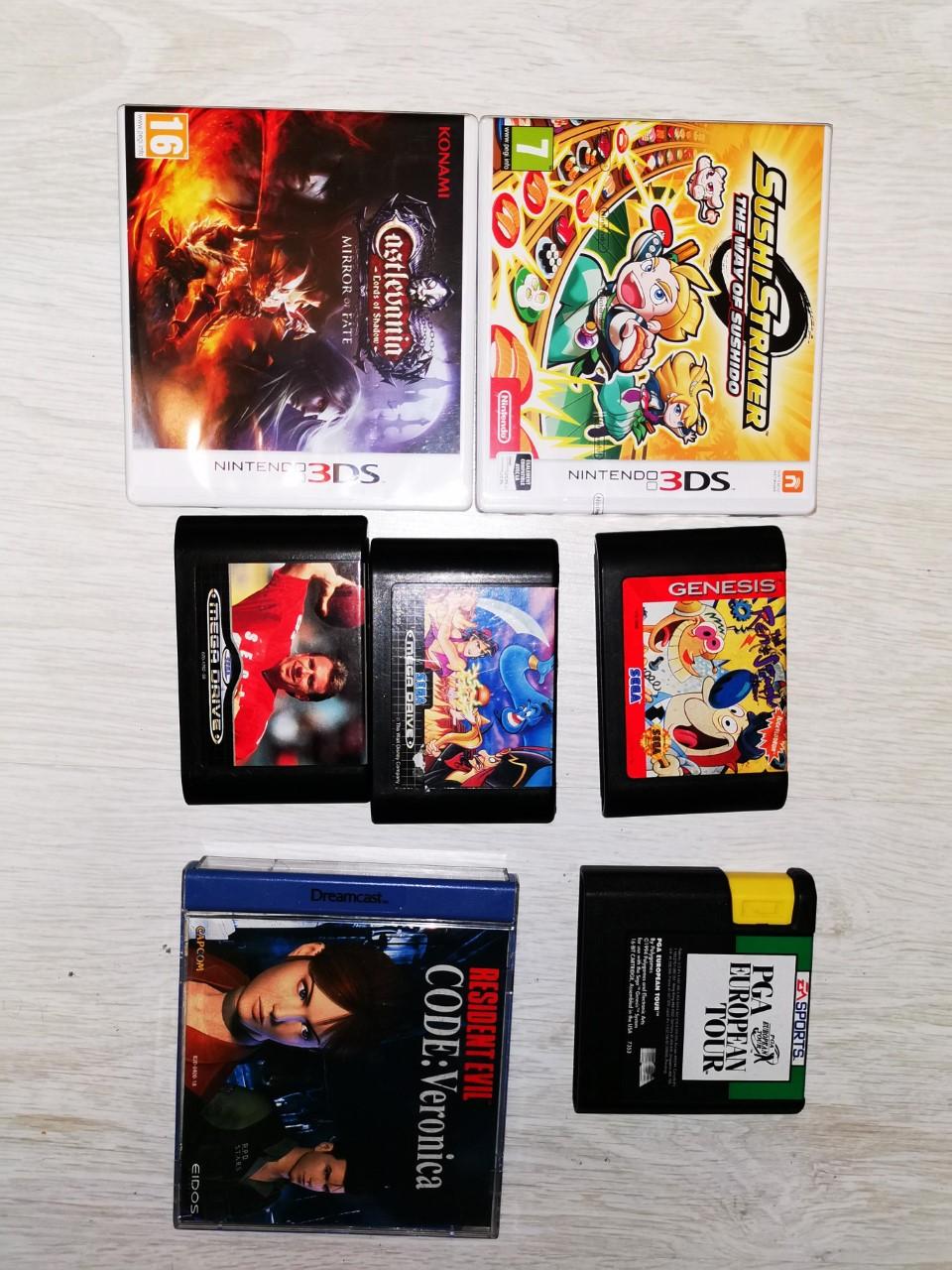[ESTIM] Jeux toutes plateformes 910