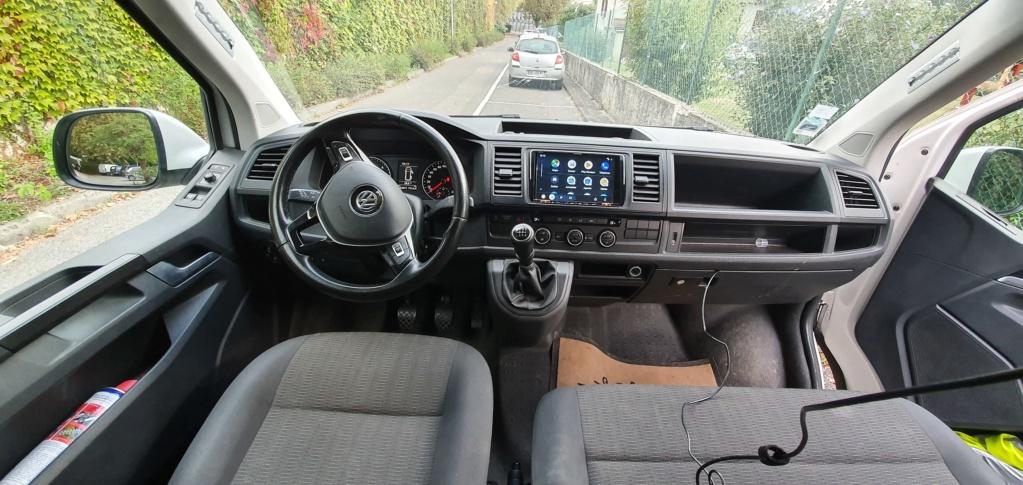 VW T6 avec aménagement complet  20190917