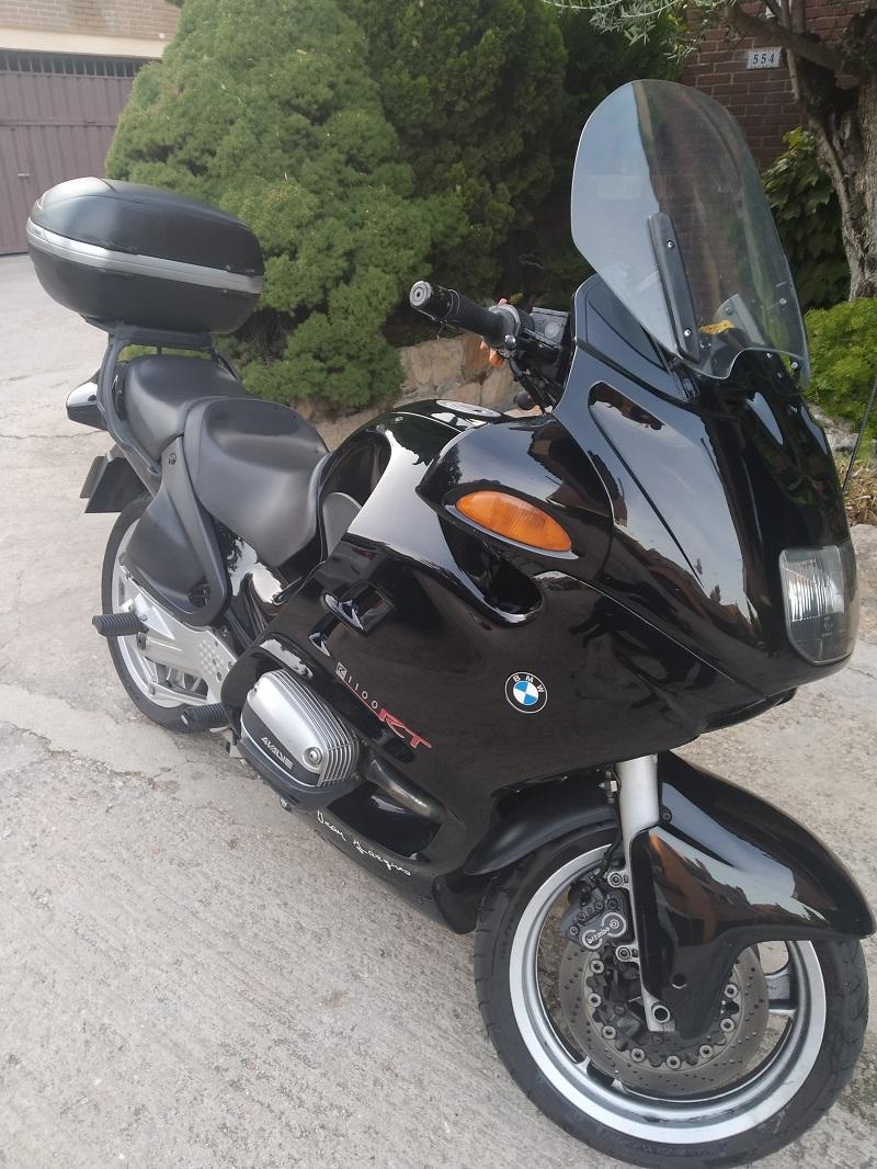 Vendo BMW RT 1.100 Foto510