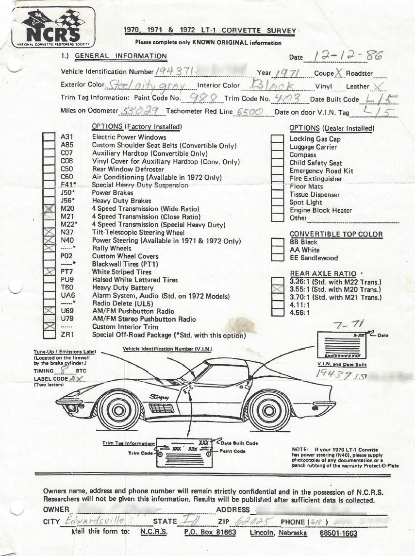 LT-1 1971 - NCRS (2014) - Page 5 Sans_t11