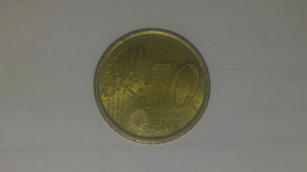 50 centimos  euro España  Cm181010