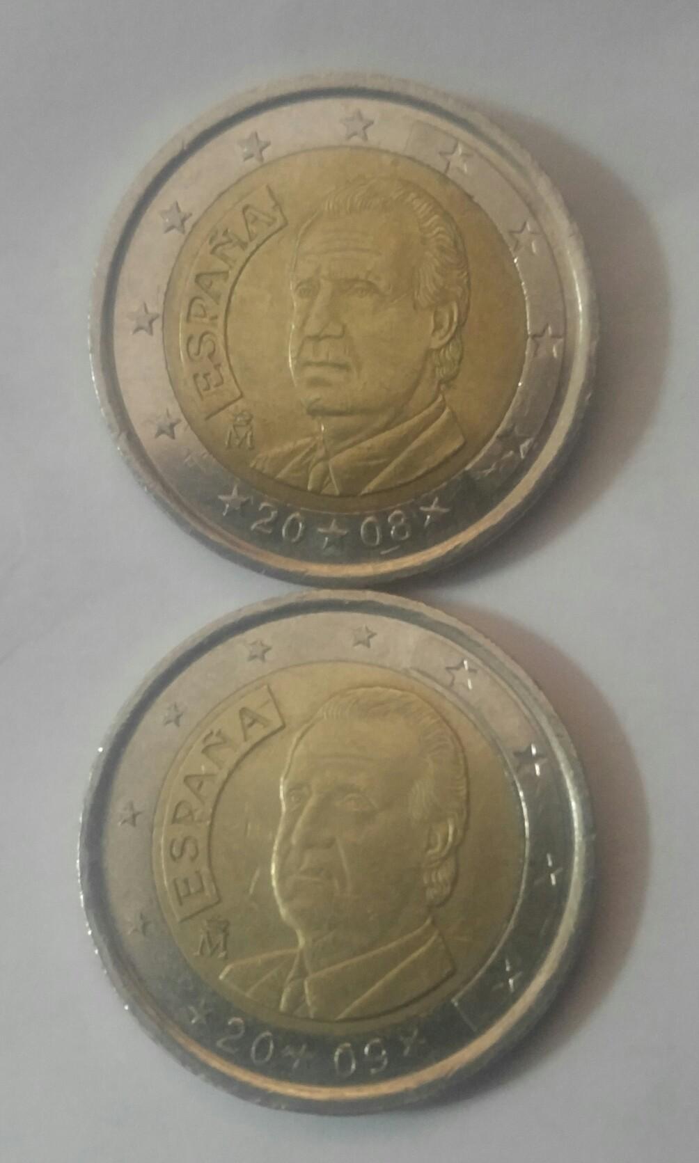 2 euros 2008 España  Picsar44