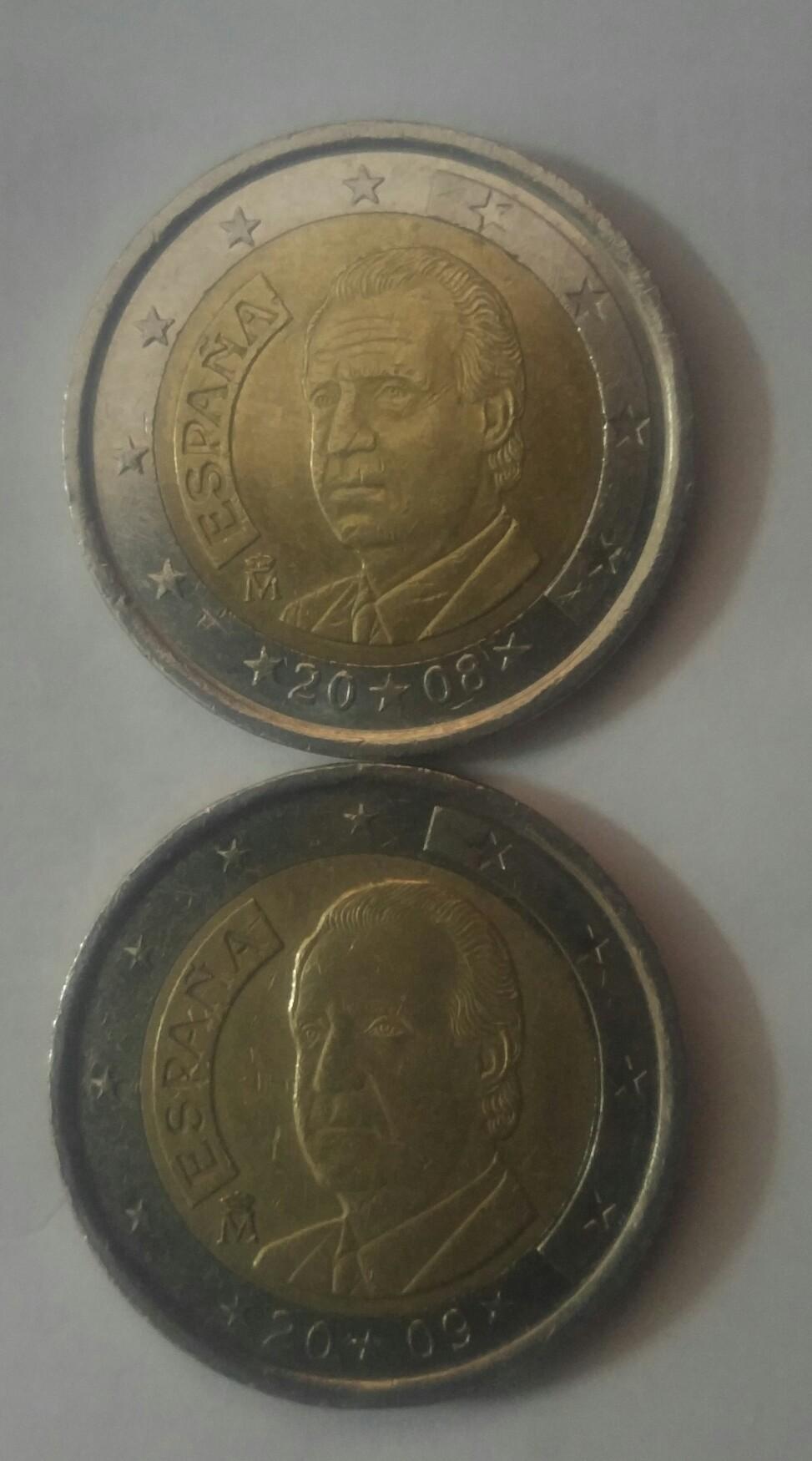 2 euros 2008 España  Picsar45