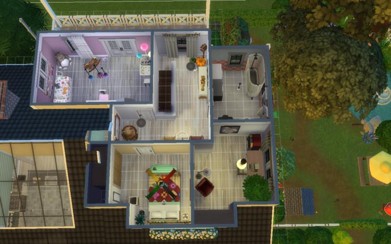 Dům s přesným rozvržením  19_e9_19