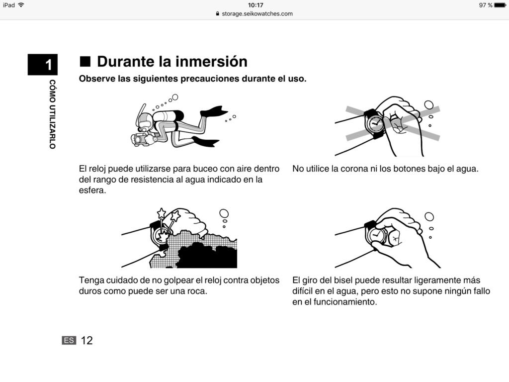 Manual Instrucciones Seiko Arnie módulo H851 Img_8310