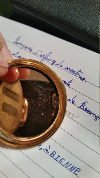 Jaeger -  [Postez ICI les demandes d'IDENTIFICATION et RENSEIGNEMENTS de vos montres] 15452510