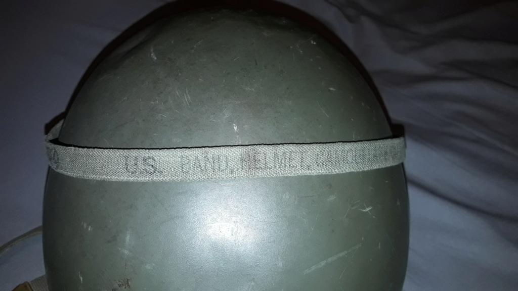 Casque US M1 (possiblement Vietnam) 20180828