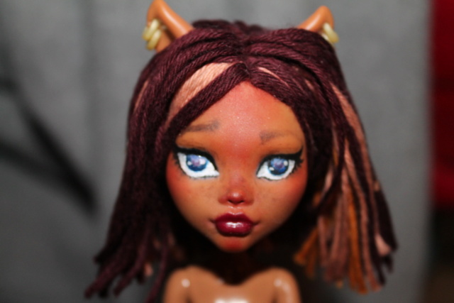 [Monster High] Mes repaints ! Clawd112