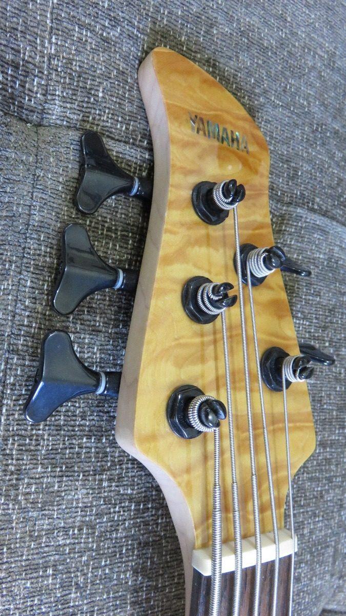 [VENDO] Baixo Yamaha TRB 1005j Preamp John East UNI-PRE Captador Bartolini  311