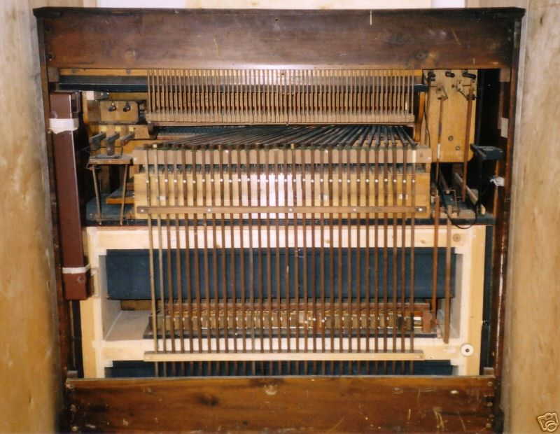 Reed organ Cramer and Co 3 claviers R_patt12