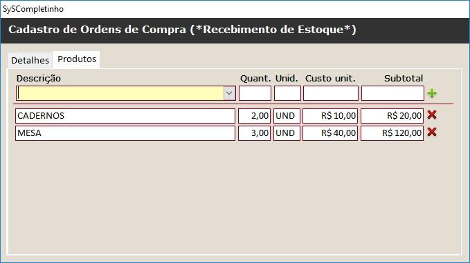 Dúvida - Formulário Contínuo 11112