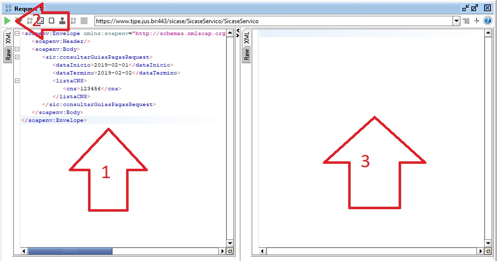 webservice VBA Access Exempl10