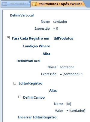 [Resolvido]Atualizar Numeração após excluir algum registro Macro_10