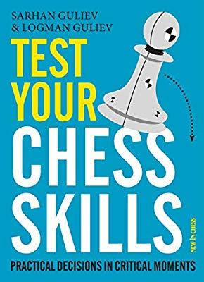 TEST YOUR CHESS SKILLS 51vhtu10