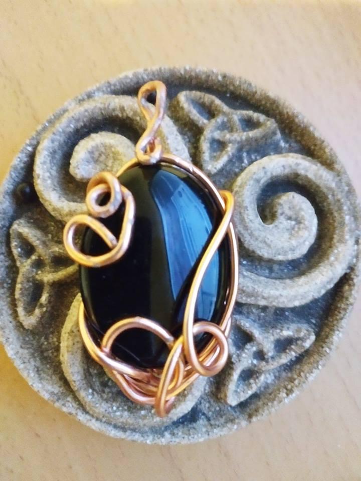 Création minéral sophie Onyx10