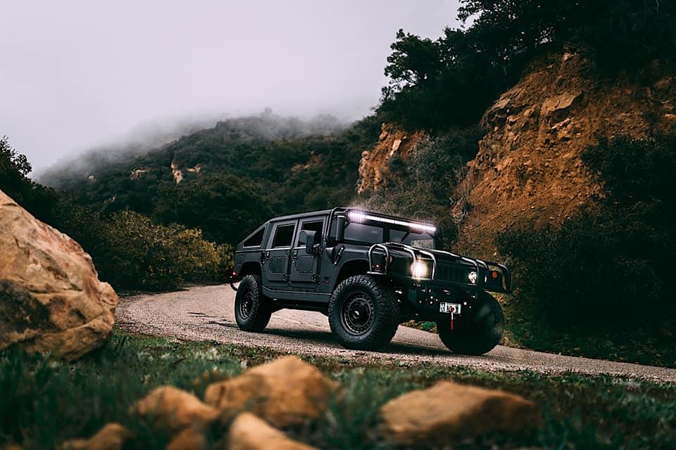 Hummer de style tactique Hummer de Mil-Spec est le camion le plus difficile à acheter si vous avez 295K $ 58419410