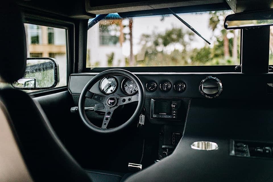 Hummer de style tactique Hummer de Mil-Spec est le camion le plus difficile à acheter si vous avez 295K $ 58430310