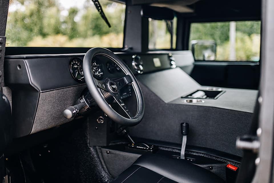 Hummer de style tactique Hummer de Mil-Spec est le camion le plus difficile à acheter si vous avez 295K $ 58444310