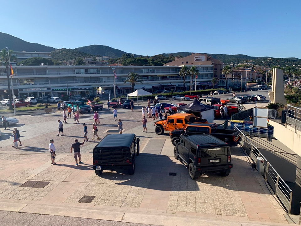 Photos  & vidéos du Cavalaire Motors Festival 8 et 9 juin 2019 à Cavalaire sur Mer (83240) avec le Club Hummerbox 62174210